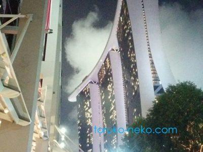 シンガポールのお勧めスポット マリーナベイ・サンズ の写真 顔象