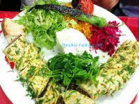 トルコ料理「ベイティ Beyti」ってどんな味なのかな?写真付き解説