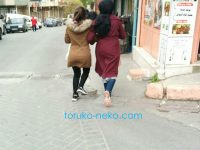 (リアル)トルコの歩き方とは?  手を繋ぐ?腕を組む?離れて歩く?