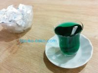 トルコには緑色のチャイがある?どんな味?そもそも飲み物 紅茶なの? kivi çayı キウイチャイとは?