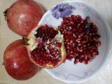 トルコで美味しいザクロの果実1つに種は幾つ入ってる?体に良い食べ物なの?